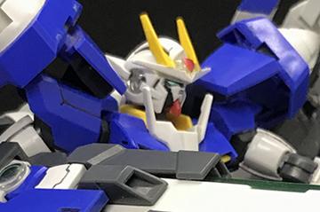 HG 1/144 ダブルオーライザー+GNソードIII